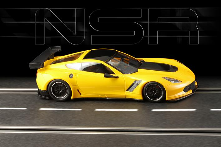 Corvette C7R test car | NSR