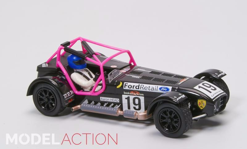 Caterham Superlight #19  | Scalextric