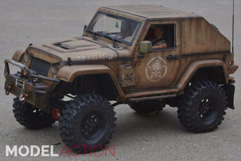 Project Jeep Wrangler | Davy De Weirdt