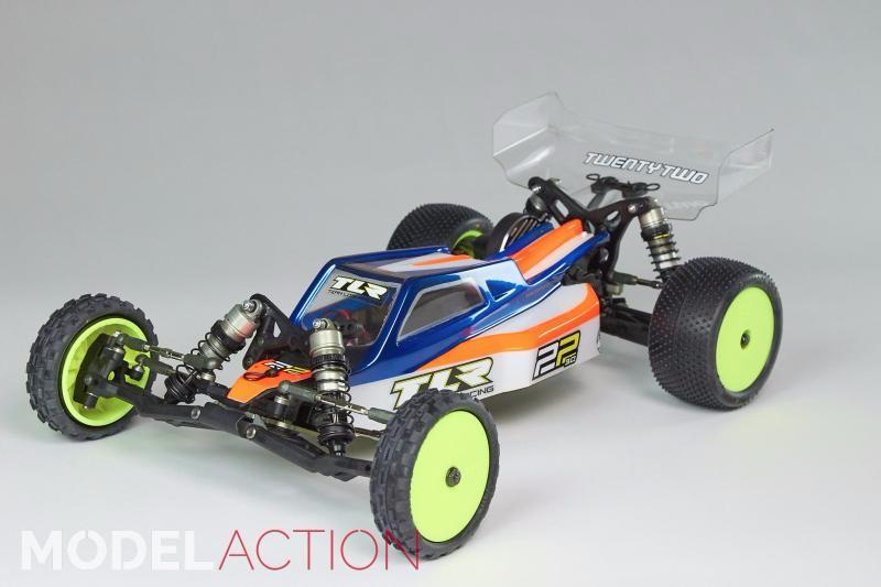 22 3.0 MM Race Kit | TLR