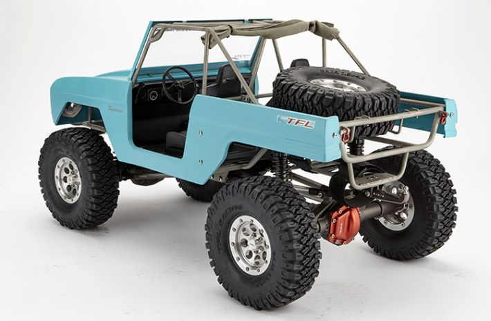 Crawler Kit met Bronco body | TFL Racing