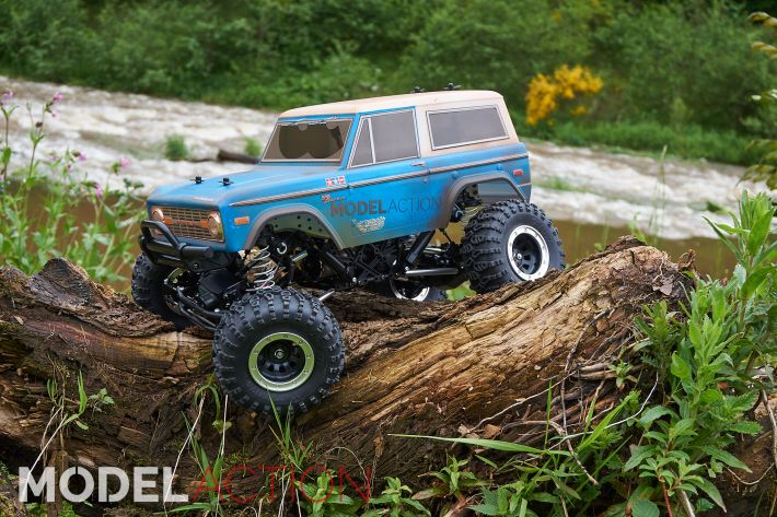 CR-01 Ford Bronco '73 | Tamiya