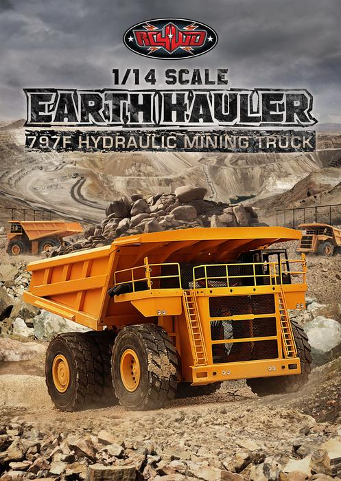 1/14 Earth Hauler | RC4WD