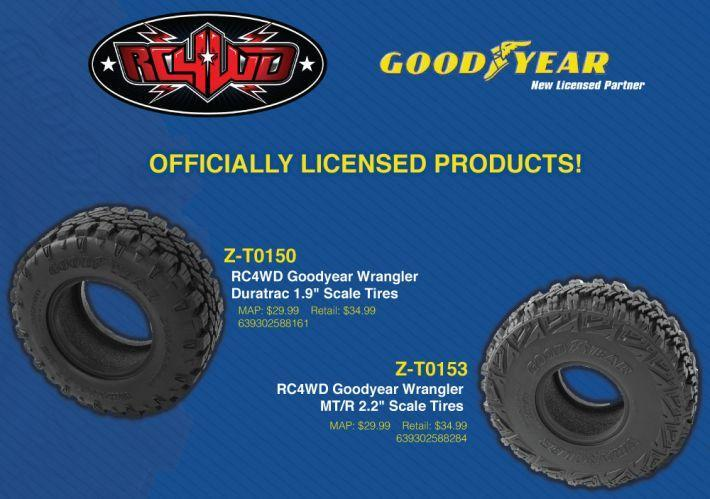 GoodYear Tire & Rubber Company | RC4WD