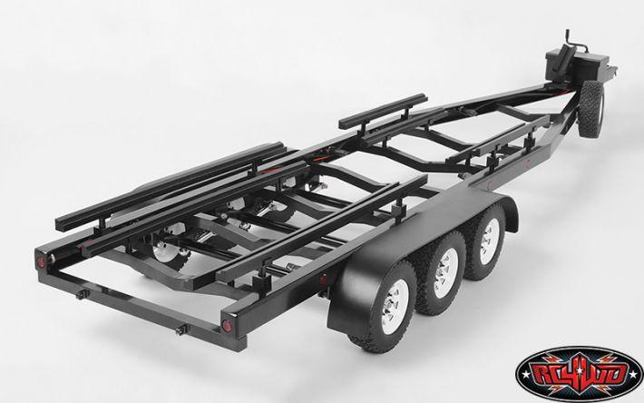 Triple Axle Boat Trailer | BigDog - RC4WD