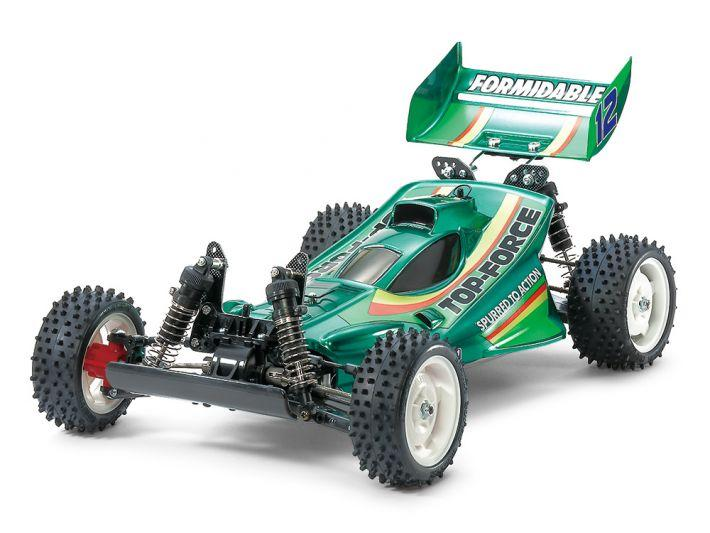 1/10 R/C Top-Force (2017) | Tamiya