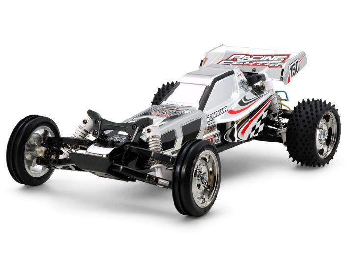 Racing Fighter Chrome Metallic | Tamiya