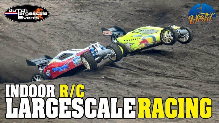 Indoor RC Largescale Racing | Dutch Largescale Events