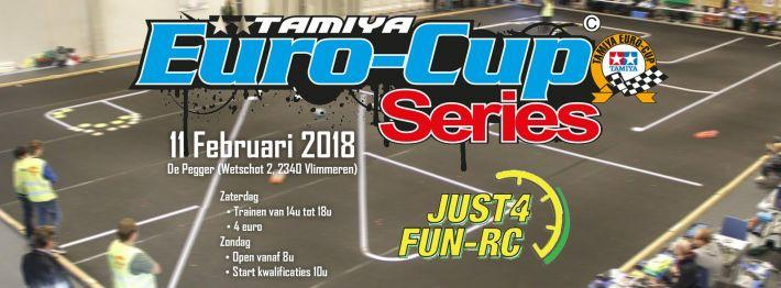 Just 4 Fun | 2e TamiyaCup BE 2018