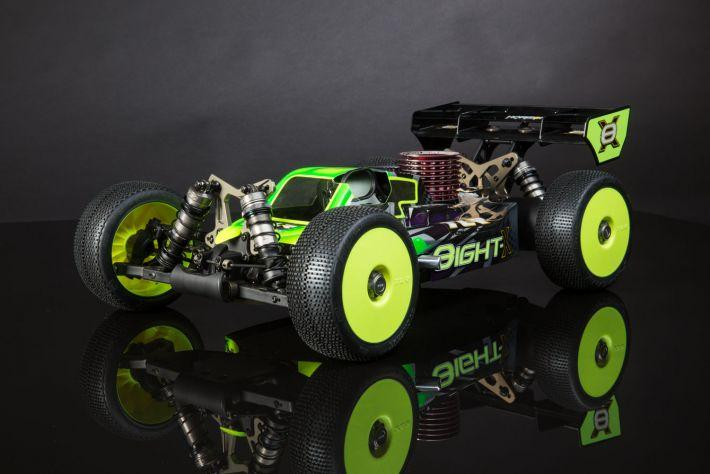 8IGHT-X 1/8 Nitro Buggy | TLR