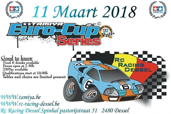 RC Racing Dessel | 3e TamiyaCup BE 2018