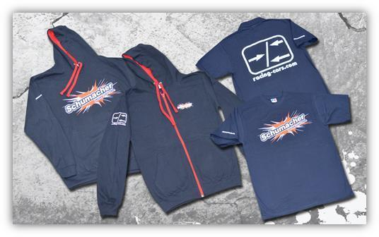 Arrows Teamkleding | Schumacher