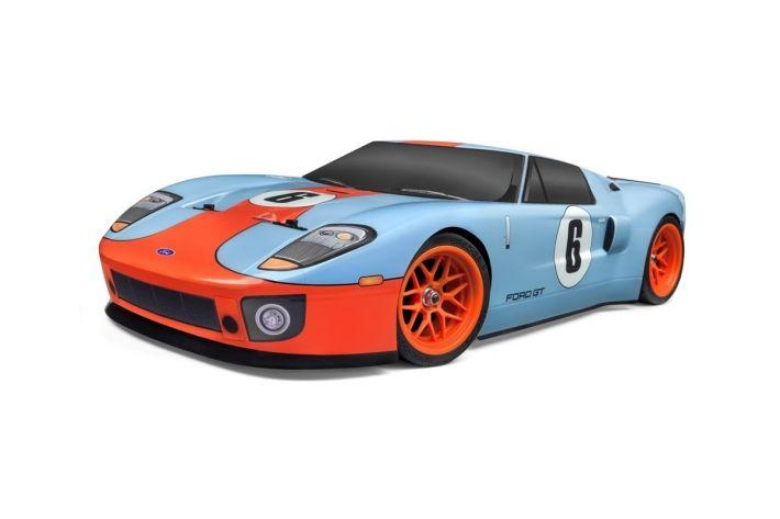 RS4 Sport 3 Flux Ford GT Heritage Edition | HPI-Racing