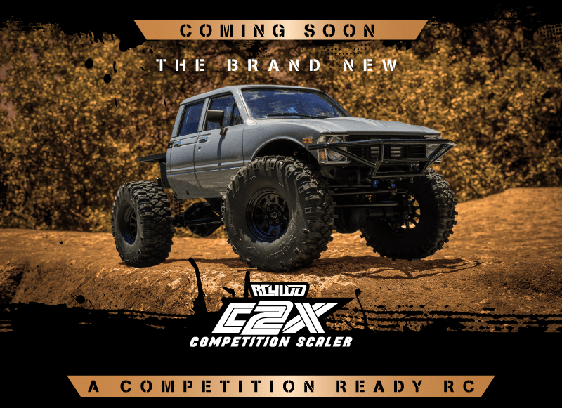 C2X Class 2 Competition Truck  RTR | RC4WD