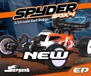 Serpent SDX4